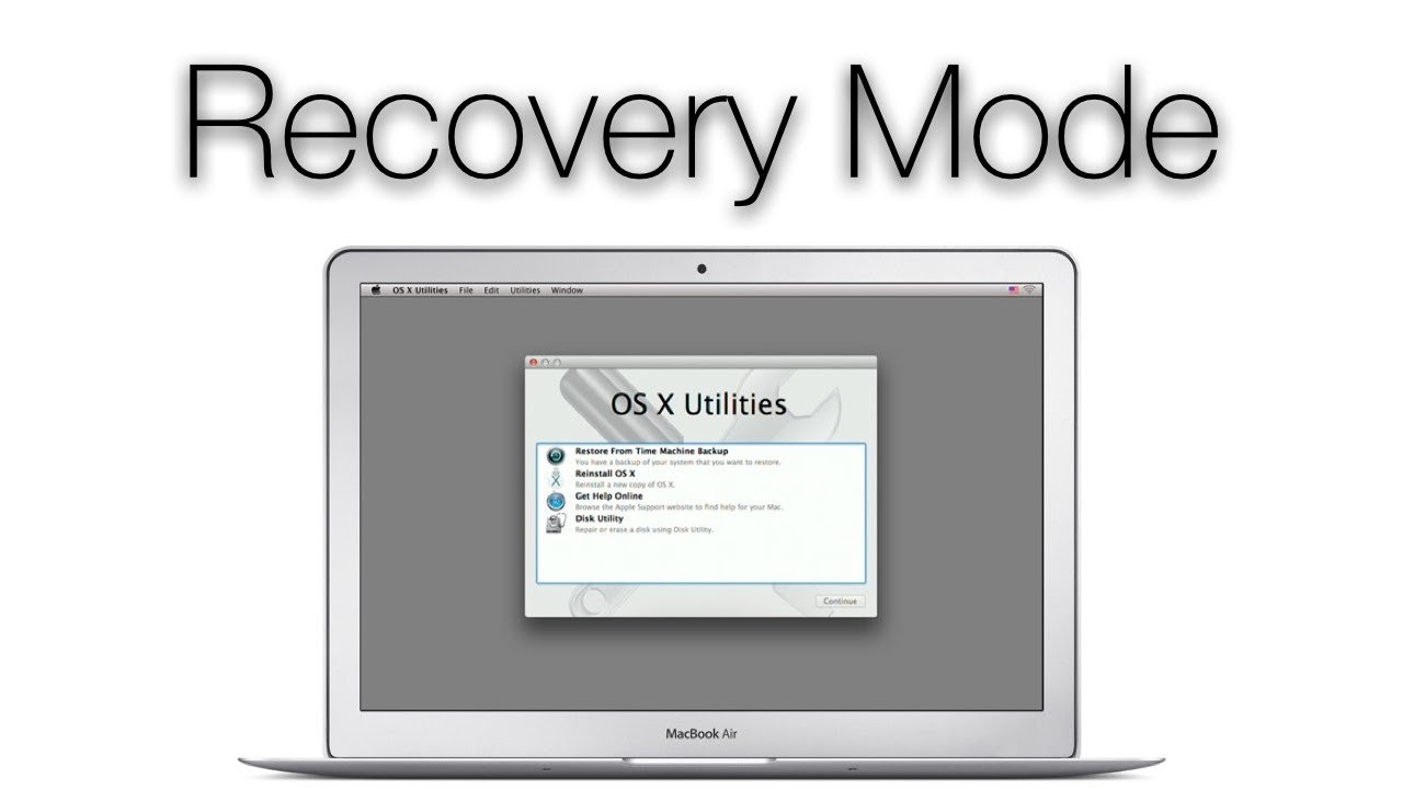 How to Re-Install OS X with Internet Recovery on a Mac ...
